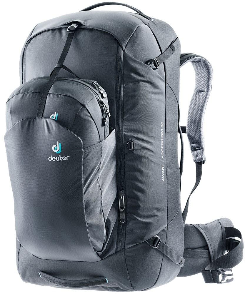Deuter Torba plecak podróżny Aviant Access Pro 70 - black 351222070000