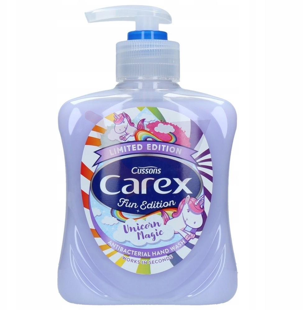 CAREX Mydło Antybakteryjne w Płynie Unicorn 250 ml