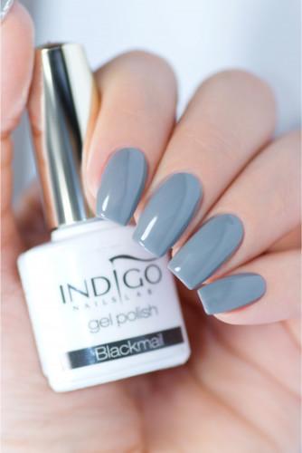 Indigo Indigo Blackmail Gel Polish 7ml INDI254