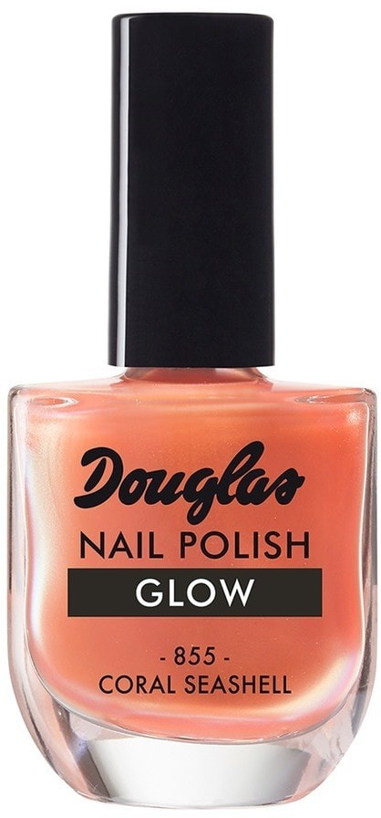 Douglas Collection Collection GLOW CORAL SEASHELL Glow Lakier do paznokci 10ml