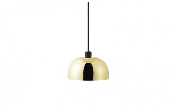 Normann Copenhagen Lampa wisząca Grant 502012 mosiężna oprawa w stylu nowoczesnym 502012