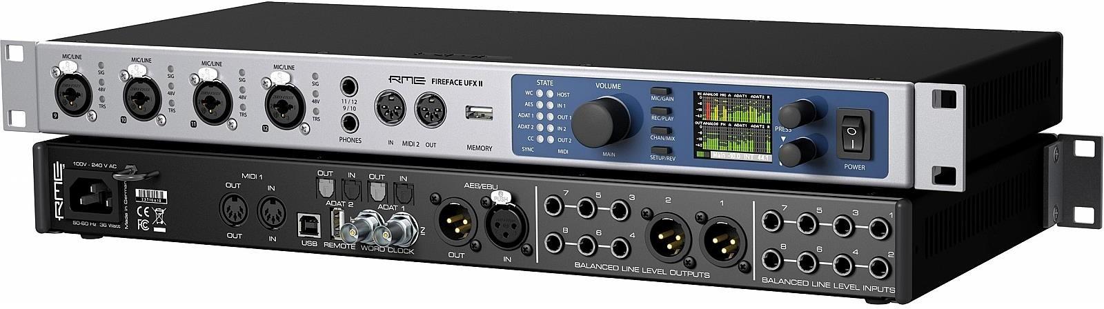 RME FIREFACE UFX II + kurs domowe studio nagrań 60160
