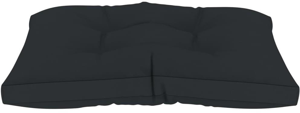 vidaXL Poduszki na sofę z palet, 2 szt., antracytowe, tkanina vidaXL