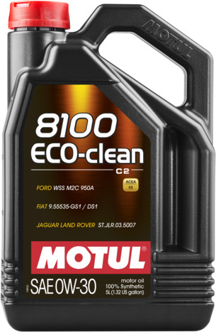 Motul Eco-clean 0W30 5L