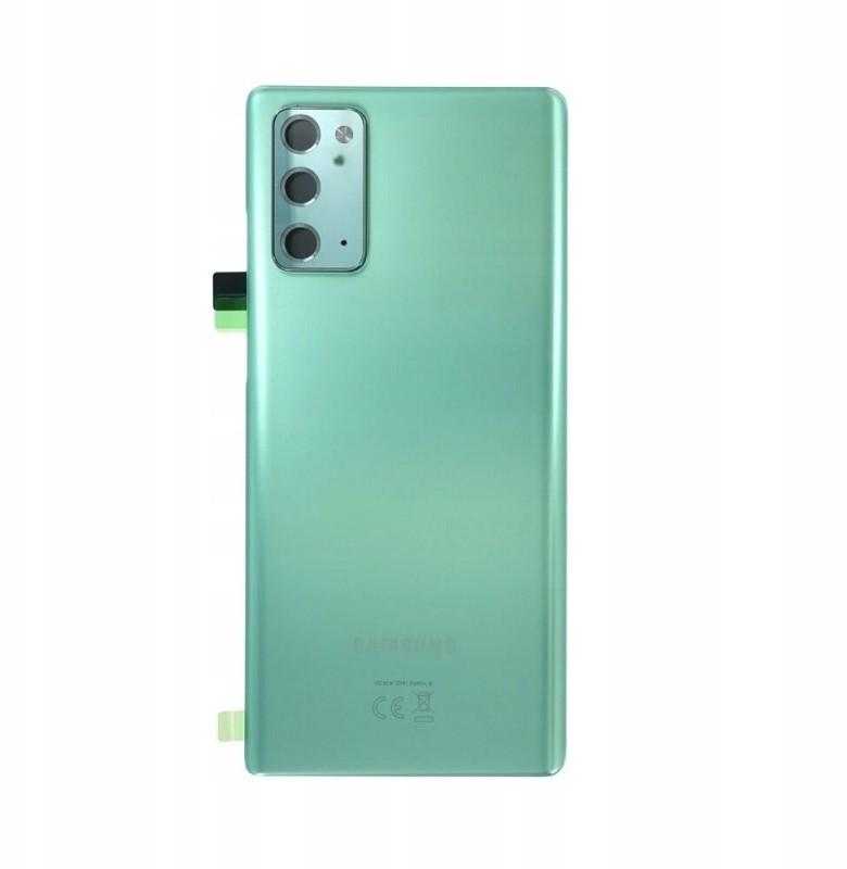 Samsung Org klapka Galaxy Note 20 5G N981 - green