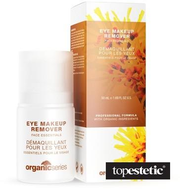 Organic Series Organic Series Eye Makeup Remover Płyn do demakijażu oczu 50 ml