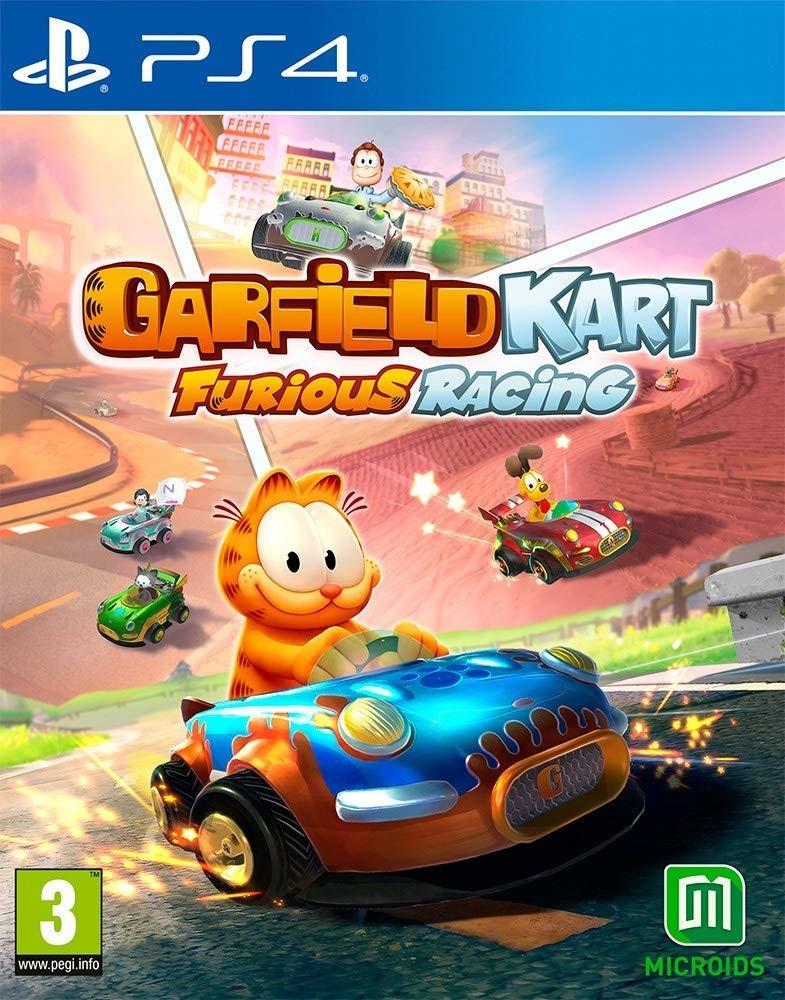Garfield Kart Furious Racing (GRA PS4)