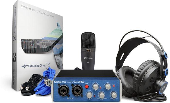 PreSonus AudioBox USB 96 Studio - zestaw studyjny