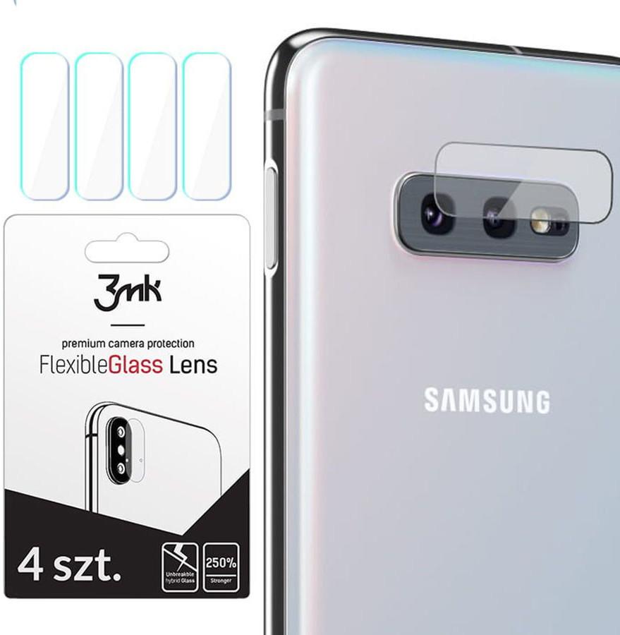 3MK Szkło Flexible Glass Lens Obiektyw Galaxy S10E