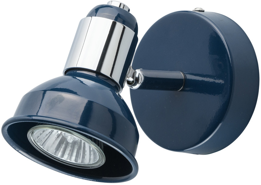 Glasberg Reflektorek Hof Techno 1 Niebieski 552020701 552020701
