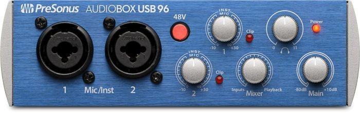 PreSonus AudioBox USB 96 - Interfejs Audio USB 36476