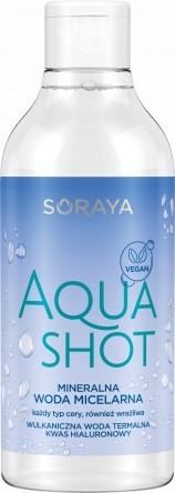 Soraya Aquashot Woda micelarna 100ml