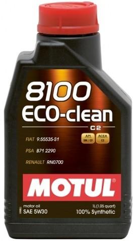 Motul Eco-clean C2 5W30 1L