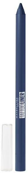 Maybelline Tattoo Liner Gel Pencil wodoodporny eyeliner w kredce 921 Deep Teal