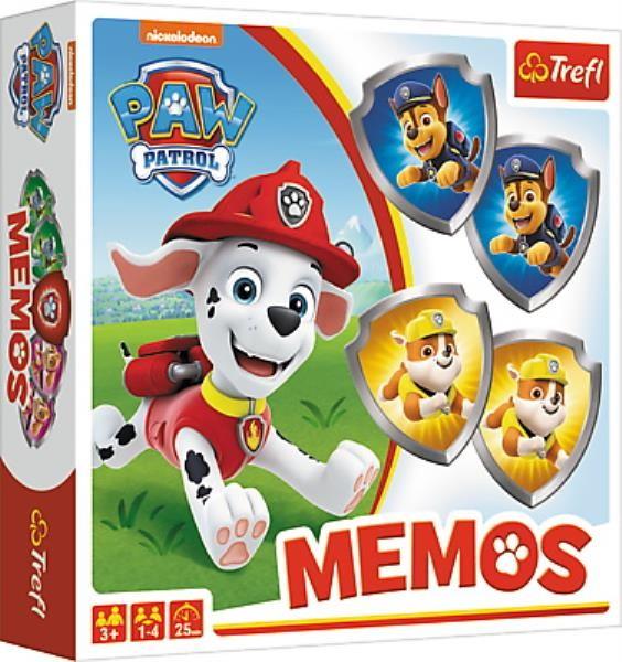 Trefl Memos PSI PATROL
