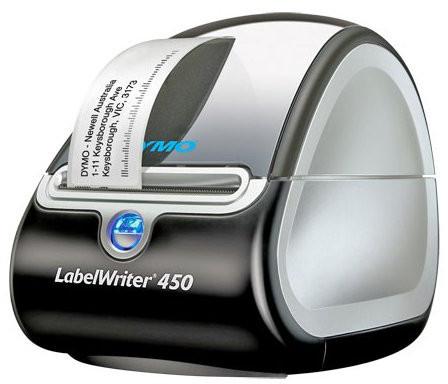 Dymo drukarka etykiet termiczna LW450