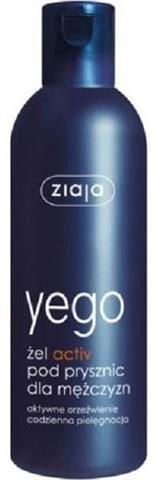 Ziaja Yego Activ żel pod prysznic 300ml 54558-uniw