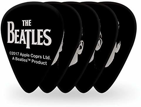 Planet Waves Beatles Meet The Beatles Picks Light Gauge - opakowanie 10 sztuk 1CBK2-10B2