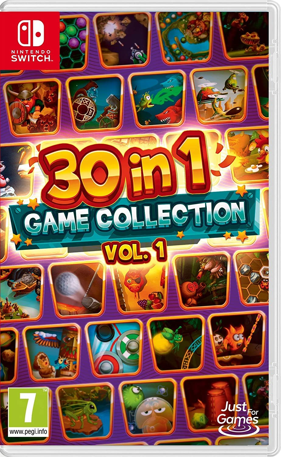 30 In 1 Game Collection Vol 1 (GRA NINTENDO SWITCH)