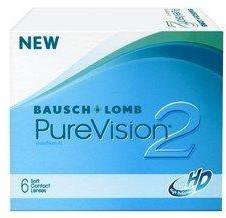 Bausch&Lomb Purevision 2 HD 6 szt.