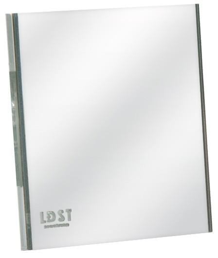 LDST LDST SI-01-L-BZ8 - LED Oświetenie schodowe SILVER 8xLED//1,2W/230V 6500K