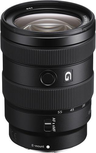 Sony E 16-55mm f/2.8 G Lens