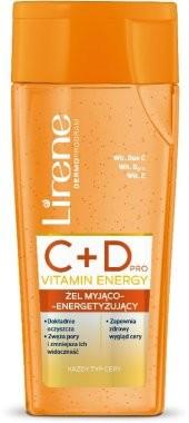 Dr Irena Eris Oczyszczający żel do twarzy myjąco-energetyzujący - C+D Pro Vitamin Energy Face Gel 30+ Oczyszczający żel do twarzy myjąco-energetyzujący - C+D Pro Vitamin Energy Face Gel 30+