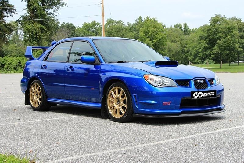 go racing Subaru Impreza WRX vs BMW M Power (E46) : Ilość okrążeń - 2, Tor - Tor Łódź, Usiądziesz jako - Kierowca