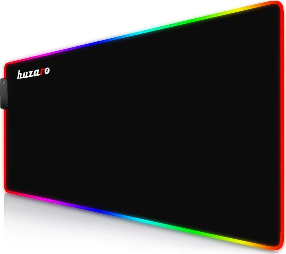 HUZARO Podkładka  Podkładka gamingowa Huzaro RGB