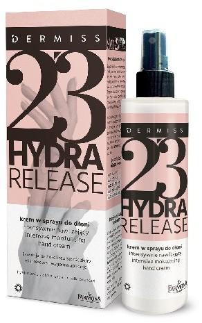 Farmona Dermiss 23 Hydra Release Krem w sprayu do dłoni 110ml