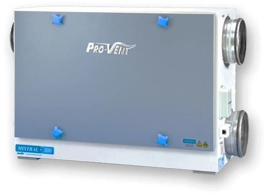 Pro-Vent Mistral Rekuperator 400 EC