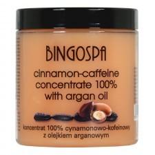BingoSpa  Koncentrat 100% cynamonowo-kofeinowy z olejkiem arganowym 250g