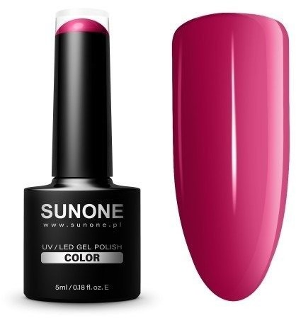 SUNONE UV/LED Gel Polish Color R19 Roxy 5ml