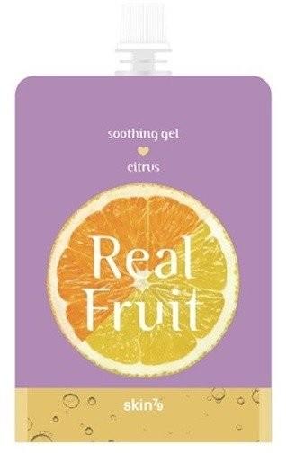 SKIN79 Skin79 Real Fruit Soothing Gel Citrus Rozjaśniająco-rewitalizujący żel do mycia ciała 300g 45396-uniw