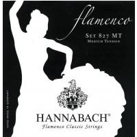 Hannabach 652926) 827MT struna do gitara klasycznej medium) E6w