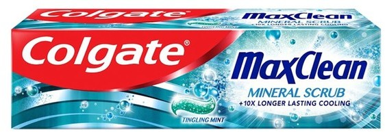 Colgate Palmolive Max Clean Mineral Scrub Pasta do zębów 100ml