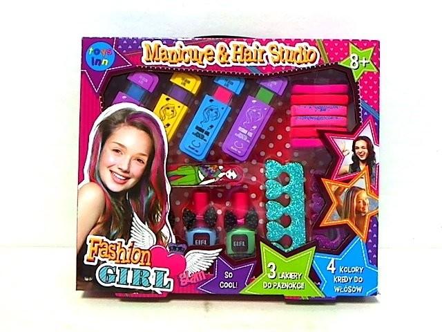 Stnux zestaw do stylizacji, Manicure&Hair Studio