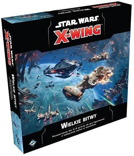 Rebel Star Wars: X-Wing Wielkie bitwy