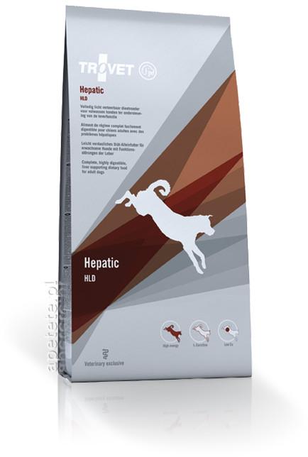Trovet Hepatic HLD 12,5 kg