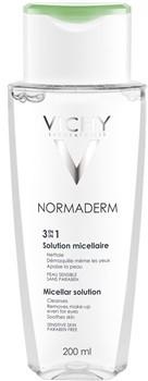 Vichy Normaderm oczyszczający płyn micelarny do cery tłustej i problematycznej 200 ml