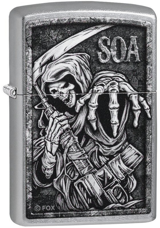 top Zippo 49004 Sons of Anarchy zapalniczka 191693113327