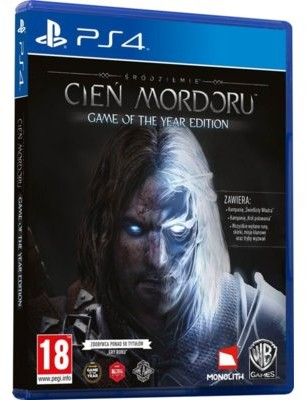 Middle-Earth: Shadow of Mordor (Game of the Year Edition) (GRA PS4)