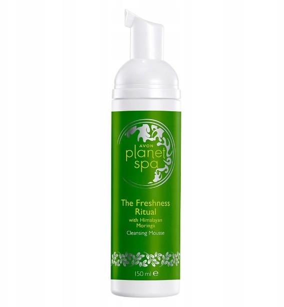 Avon Planet Spa Odświeżająca pianka oczyszczająca
