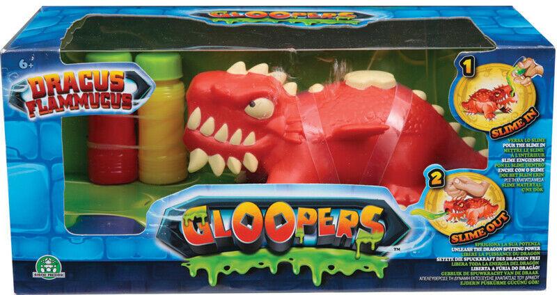 Giochi Preziosi Gloopers Zestaw ze Smokiem