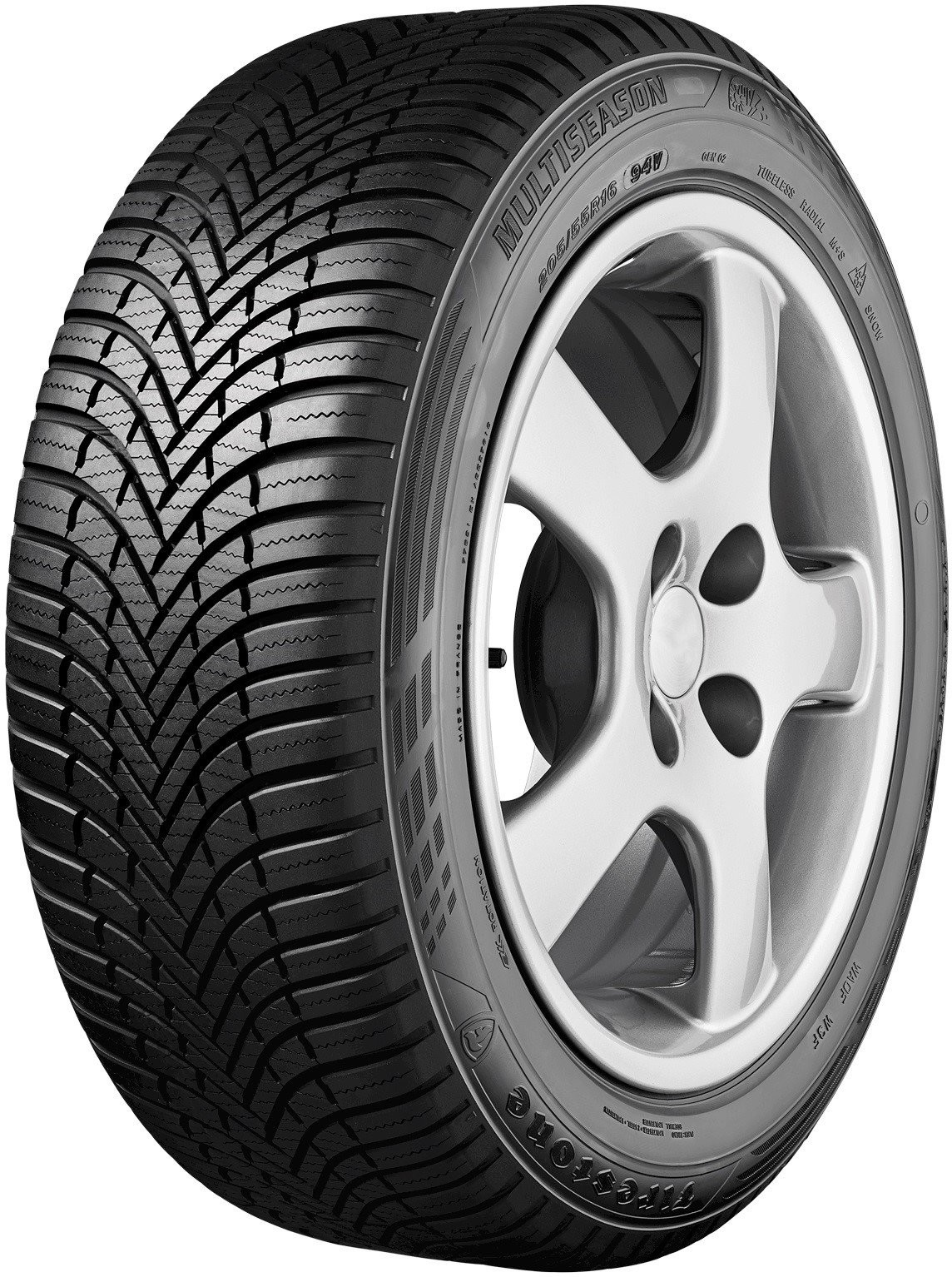 Firestone Multiseason 2 215/65R16 102V
