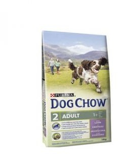 Purina Dog Chow Adult Lamb&Rice 14 kg