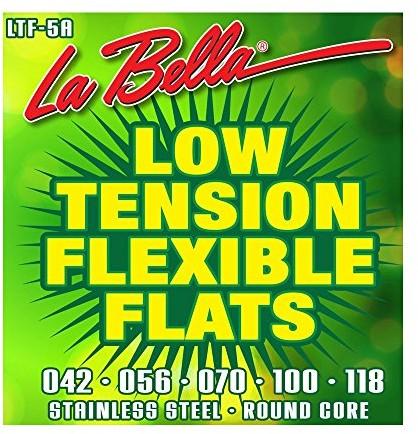 LaBella LTF-5A Low T. Flex płaski 042/118 LTF-5A