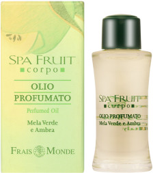 Frais Monde Frais Monde Spa Fruit Green Apple And Amber olejek perfumowany 10 ml dla kobiet 11438