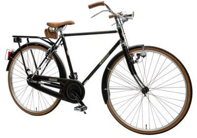 LEGNANO Rower miejski LEGNANO L100 Viaggio 1B M19 Czarny