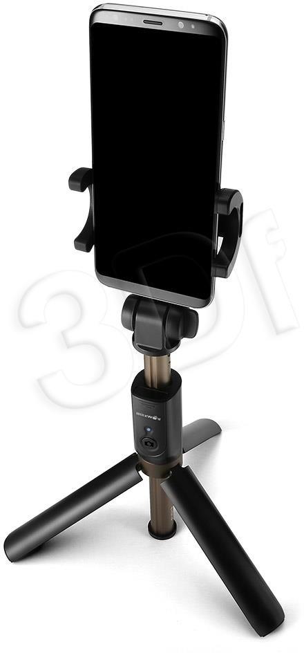 BlitzWolf Selfie-stick BlitzWolf BW-BS3, Black (kolor czarny) BW-BS3, Black